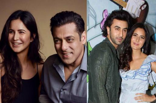 Katrina Kaif's Views about Salman Khan and Ranbir Kapoor