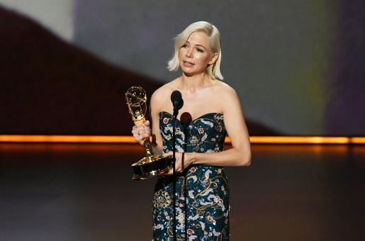 Michelle Williams' Emmy Speech: Actress Calls for Equal Pay, Respect for Women