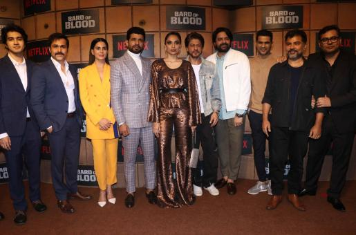 Sobhita Dhulipala wasn't aware of her character's name change in Bard of Blood