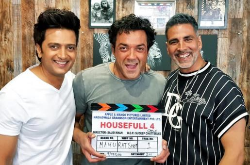 Akshay Kumar's Housefull 4: Actor Shares First Look Posters of the Reincarnation Comedy