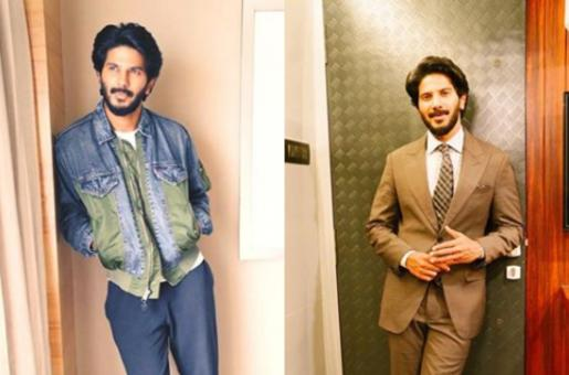 Dulquer Salmaan Shows His Natural Casual Side in an Instagram Post