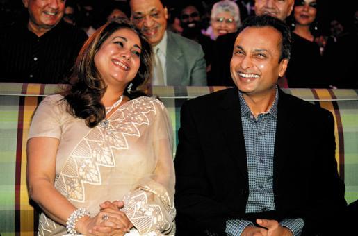 Anil Ambani and Tina Munim's Fascinating Love Story