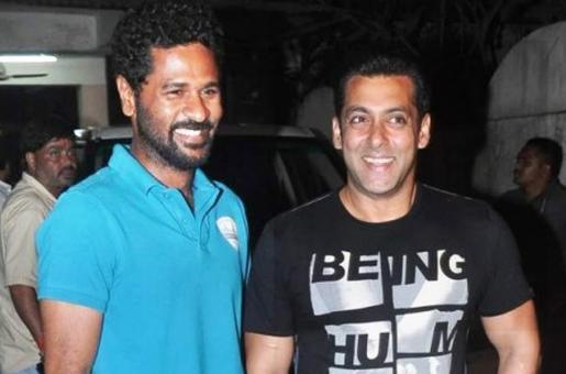Salman Khan and Prabhu Deva To Release a Film for Eid 2020