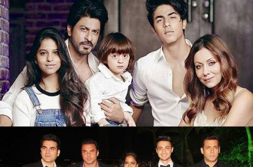 Shah Rukh Khan, Salman Khan Family Members Listed as Directors of UK Firm. Guess Who is Behind This?