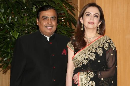 'Mukesh Ambani Is An Ideal Husband And Father,' says Nita Ambani