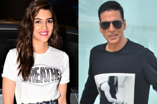 Kriti Sanon To Star As Akshay Kumar's Leading Lady Once Again in Bachchan Pandey, Reveal Sources
