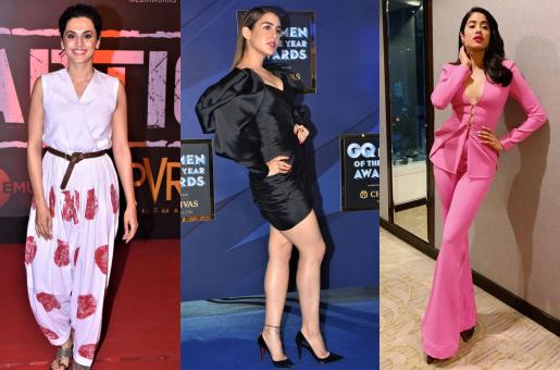 Surprise! Taapsee Pannu, Sara Ali Khan and Jahnvi Kapoor are The Endorsement Queens
