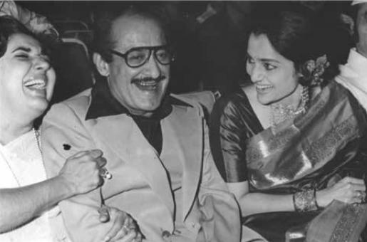Asha Parekh's Love For Aamir Khan's Uncle Nasir Hussain – Blast from the Past