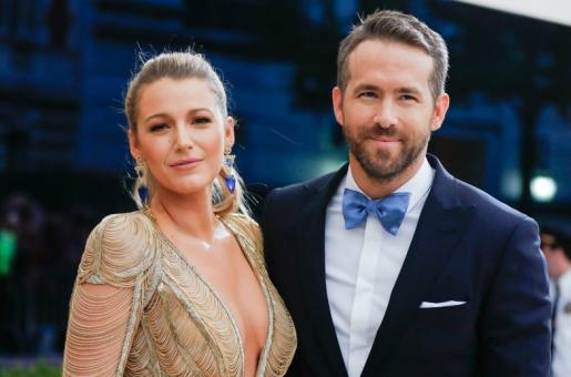 Blake Lively, Ryan Reynolds Secretly Welcomed Their Third Child Two Months Ago