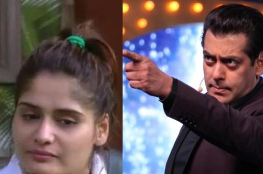 Bigg Boss Season 13 Weekend Ka Vaar: Salman Khan Expresses His Disappointment In Arti Singh