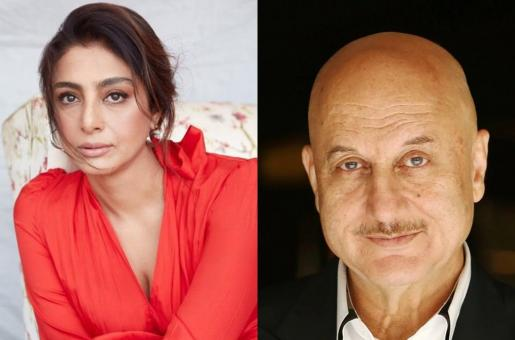 When Tabu Walked out of Anupam Kher's Directorial Debut – Blast From the Past