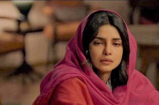 Priyanka Chopra Talks About Being Nervous on Her Bollywood Return