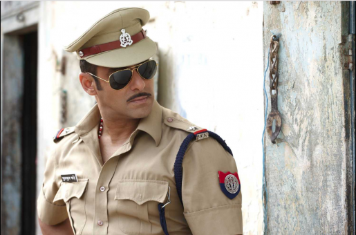 Salman Khan to Play a Policeman in His Next Eid Film
