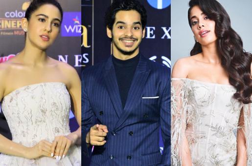 Sara Ali Khan, Ishaan Khatter, and Janhvi Kapoor play 'Muscle Dumb Charades'
