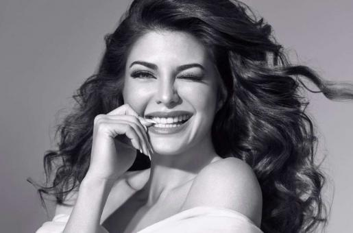 Jacqueline Fernandez Surprised the Fans With Her Head Covered on Her Way to Dubai