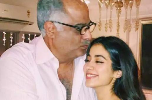Janhvi Kapoor Signs Yet Another Special Project With Father Boney Kapoor On The Producer Seat. Here Are The Details!
