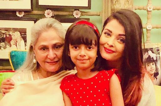 "Jaya Bachchan on Aishwarya Rai Bachchan: ""She is Such a Big Star Herself But Has Fitted In So Well"""