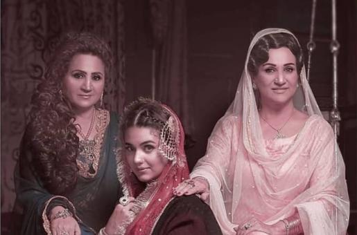 Zara Noor Abbas is a Part of Drama Serial 'Zebaish' Written by Bushra Ansari