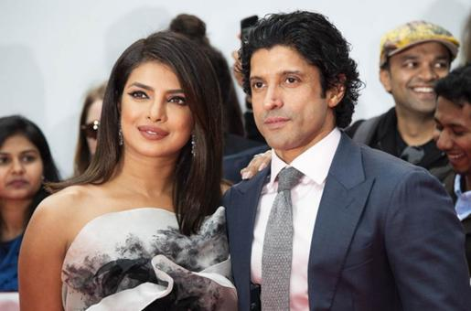 Farhan Akhtar Feels Audience is in the Process of Seeing Priyanka Chopra's Evolution