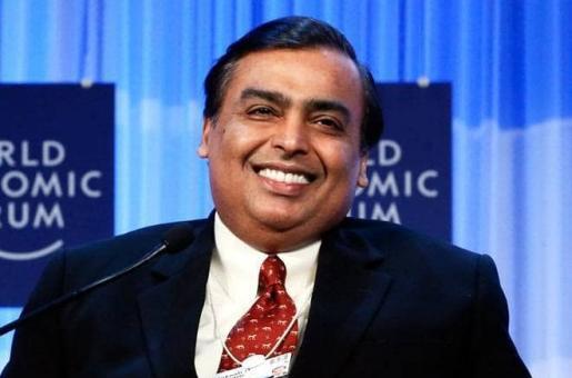 Mukesh Ambani's Net Worth Increases by $17 Billion in the Year 2019