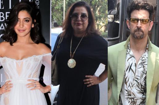 Anushka Sharma, Hrithik Roshan To Be Seen In Farah Khan's Next?
