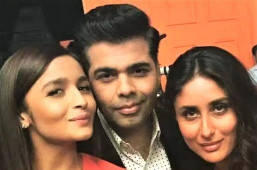 Kareena Kapoor, Karan Johar Tease Alia Bhatt on Ranbir Kapoor