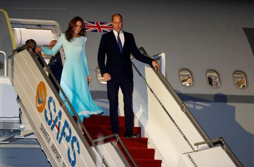 Prince William and Kate Middleton Visit Pakistan: #RoyalVisitPakistan is Trending on Twitter