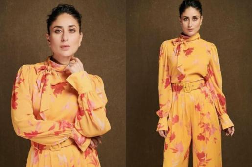 Kareena Kapoor Is Exuding Autumnal Vibes In Latest Pics