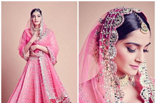 Sonam Kapoor's Latest Look Is What Pink Dreams Are Made Of