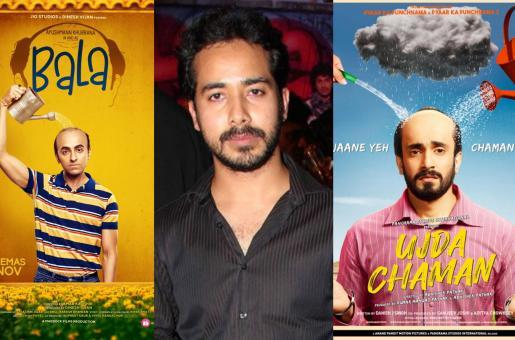 Abhishek Pathak Slams Bala Team For Copying Dialogues, Screenplay And Setting Of His Upcoming Film Ujda Chaman