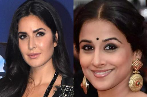 Katrina Kaif, Vidya Balan To Share Screen Space In Women-Centric Film?