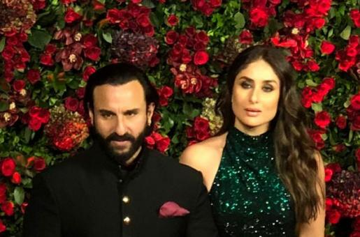Kareena Kapoor, Saif Ali Khan Celebrate 7th Anniversary