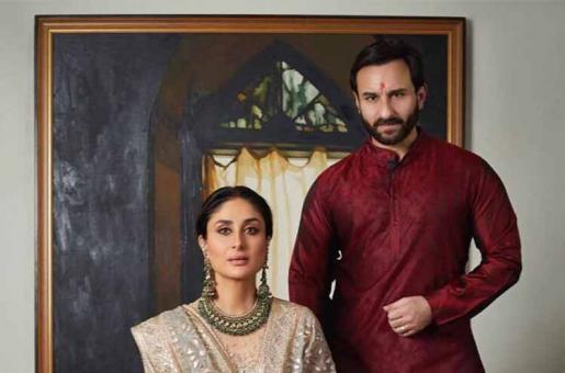 Kareena Kapoor Reveals How Hard It Was To Convince Saif Ali Khan To Come On Her Show