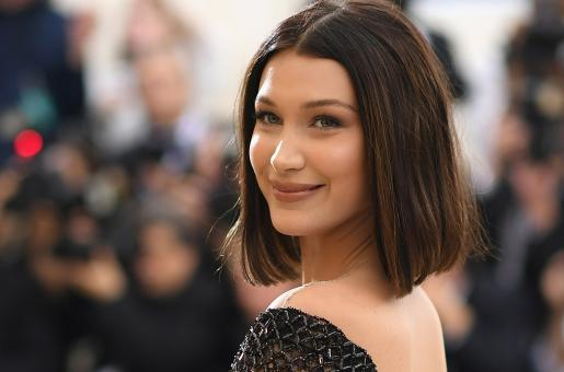 Bella Hadid Named Most Beautiful Woman in the World by German Scientist. Here Face is 94.35% Perfect!