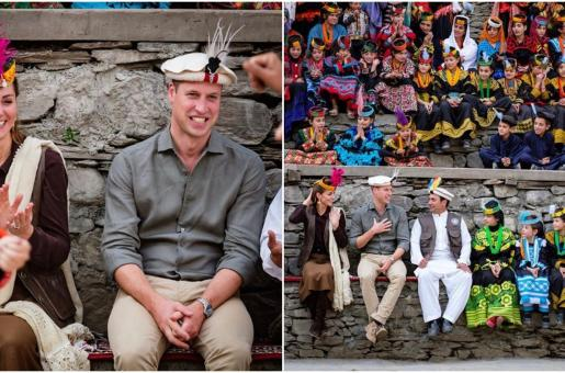 Kate Middleton and Prince William in Pakistan: Watch Kate Middleton Try Her Hand at Urdu