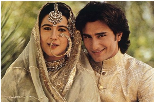 Saif Ali Khan's Divorce from Amrita Singh – Blast From the Past