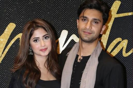 Ahad Raza Mir, Sajal Aly Are Now Owners of an IPL Soccer League Team