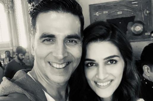 Akshay Kumar to Work with Kriti Sanon in Bachchan Pandey?