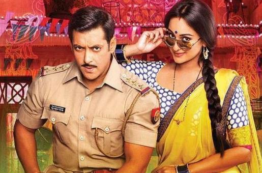 "Salman Khan Introduces Sonakshi Sinha's Character as the ""Super Sexy Mrs"" Rajjo as Dabangg 3 is Back with a Bang"