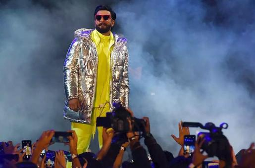 Ranveer Singh Gets Featured in An International Newspaper for Contribution Towards Rap