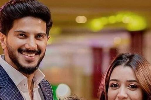 Dulquer Salmaan Shares An Adorable Picture With daughter Maryam
