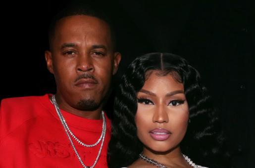 Nicki Minaj Confirms Marriage to Kenneth Petty
