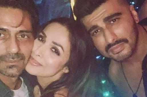 Malaika Arora's Glamorous Birthday Bash Attended by Famous Bollywood Celebrities