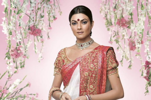 Sushmita Sen heads to Crown Beauty in Dhaka as official Miss Universe 1994