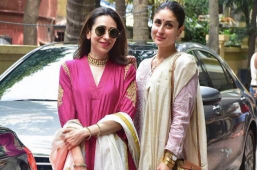 Karisma Kapoor Reveals Her And Kareena Kapoor Are Like Every Sister Duo