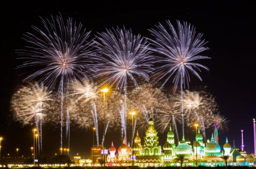 Global Village: Here's Who Will Be Performing This Weekend to Welcome New Year 2020