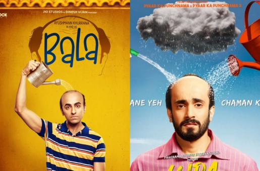 Ujda Chaman vs Bala War Ends: New Release Dates Announced