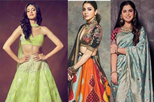 Three Winning Looks from This Year's Diwali Festivities