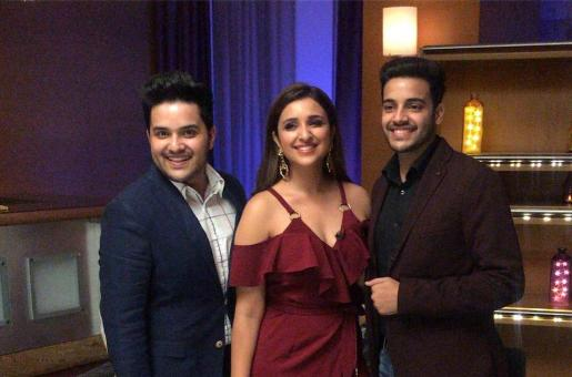 Parineeti Chopra Reveals Her Younger Brothers are Her Go-To People
