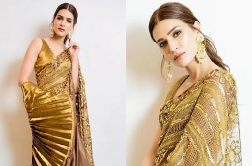 Kriti Sanon's Diwali has been Blessed Both on the Personal and Professional Front